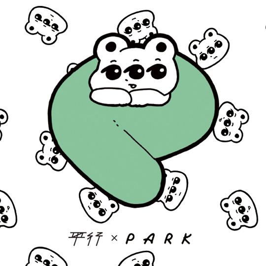 「平行×PARK」くまめコラボグッズ発売記念イベント開催!