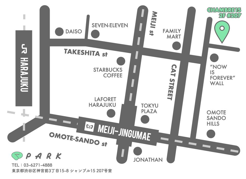 【 4/28 (土) 】PARK移転リニューアルオープン!