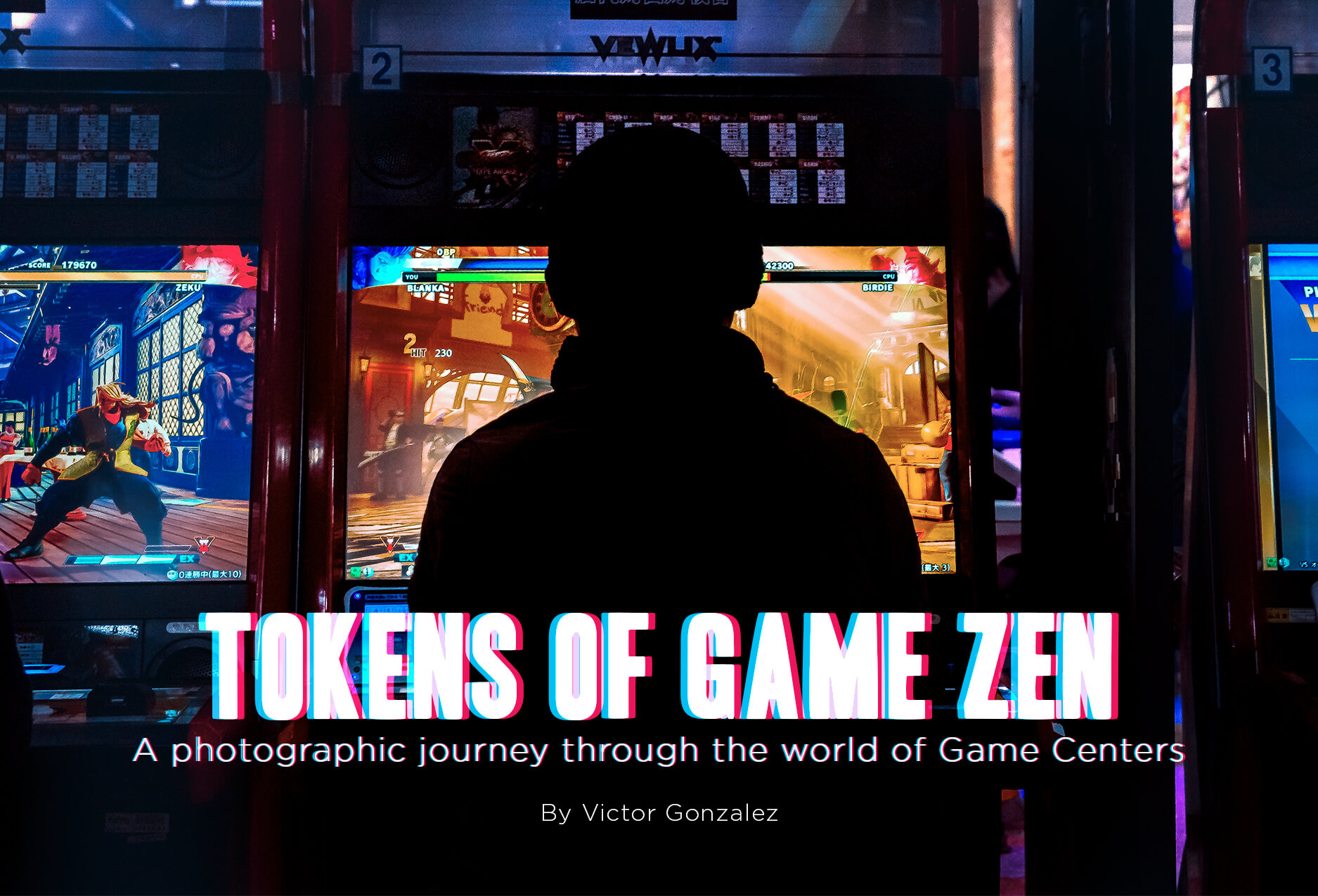 Victor Gonzalez によるプロジェクト「Frame of Travel」の写真展『TOKENS OF GAME ZEN』を開催します。